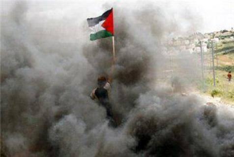 دخان غزة