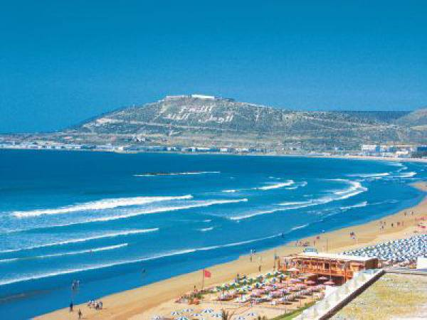 بحر أكادير