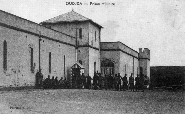 السجن العسكري وجدة