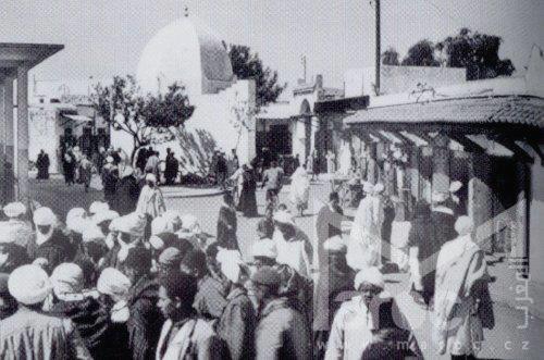 ضريح سيدي عبد الوهاب