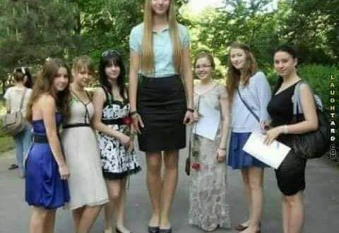 حالات في الطول غريبة..!