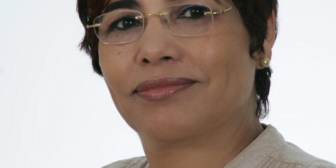 الروائية زهرة رميج